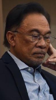 Anwar: I can't forgive all