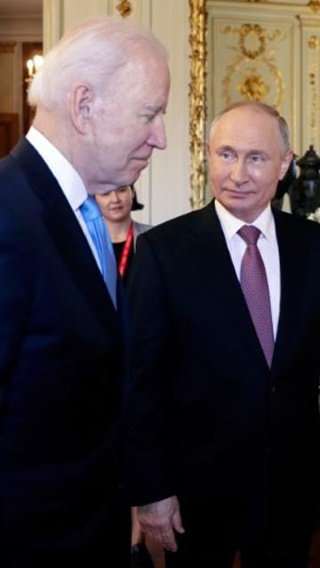 Cyberattacks, human rights top Biden-Putin summit