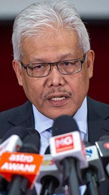 Polis siasat laporan kenyataan 'derhaka' Takiyuddin - Hamzah