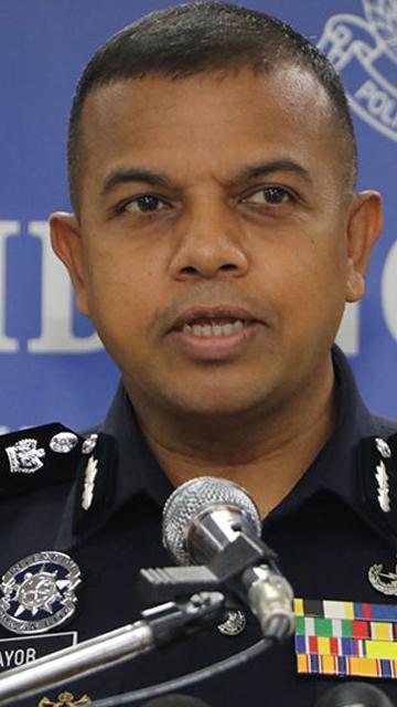 [Siaran semula] Sidang media Ketua Polis Johor berhubung sindiket penipuan tawaran kerja