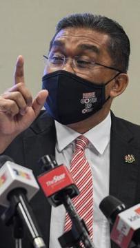 'Jawab Isnin depan' - Pembangkang asak Takiyuddin soal ordinan darurat