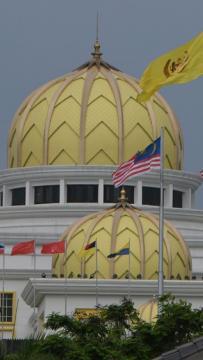 LIVE: Agong bertemu pemimpin parti politik di Istana Negara