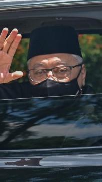 LIVE: Ismail Sabri mengangkat sumpah sebagai Perdana Menteri ke-9