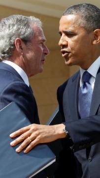 Bush, Obama, Clinton bantu usaha penempatan pelarian Afghanistan di AS