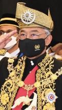 Agong sukacita MoU dimaterai, harap kemelut politik berakhir