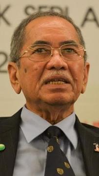 LIVE: Sidang media Menteri Undang-Undang, Wan Junaidi Tuanku Jaafar