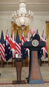 China, Perancis kecam pakatan keselamatan AS, UK, Australia