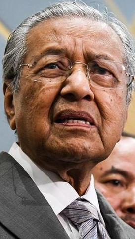 Forming coalitions after election not 'hopping', says Dr Mahathir