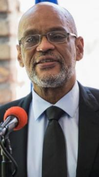 Haiti PM fires prosecutor seeking charges against him in president's killing