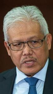 Hamzah: No choice but to fine MPs for Aug 2 gathering