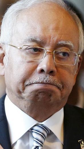Najib is 'Msia's first VIP criminal', says Mahathir
