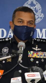 Guna nama TMJ tukar mata wang asing, polis Johor buru dua suspek