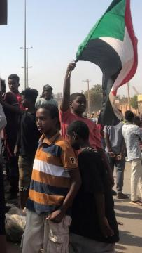 Sudan's army says it ousted govt to avoid civil war
