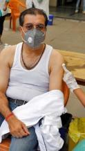 India raikan pemberian 1 bilion suntikan dos vaksin Covid-19