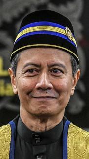 Hishammuddin: Happy birthday, Speaker