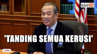 PN mungkin letak calon di semua 28 kerusi DUN Melaka - Muhyiddin