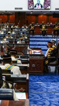 LIVE: Dewan Rakyat sitting - October 25 (Afternoon Session)
