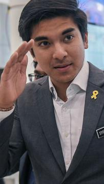Syed Saddiq: Muda in talks with PH to contest in Malacca