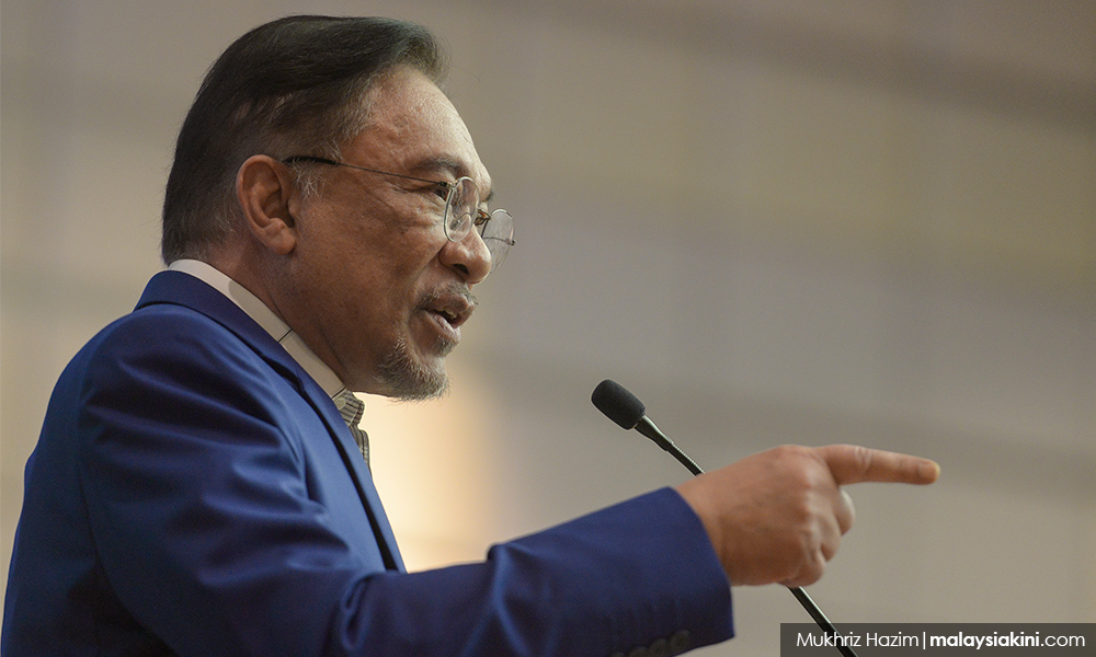 Photo of YOURSAY | 'With Anwar as official Harapan head, time to prepare for GE15' | Malaysiakini
