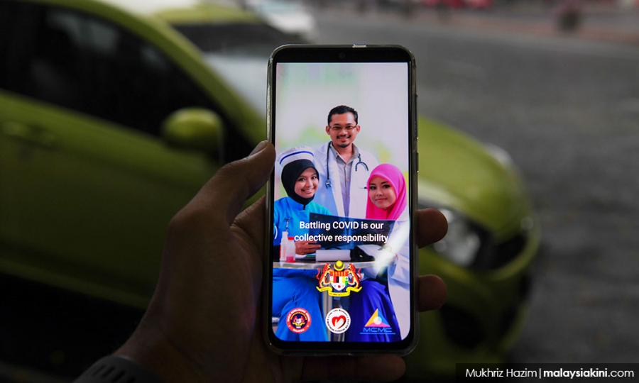 Malaysiakini Interstate Travel Applications Through Gerak Malaysia App On April 26